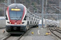 Electric Train, Electric Power, Swiss Railways, Busses, Locomotive, Switzerland, Transportation, Tourism, Automobile