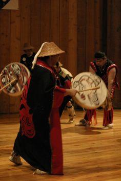 Tsimshian people of Metlakatla Alaska