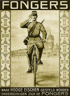 Fongers bicycles ~ E. G. Schlette