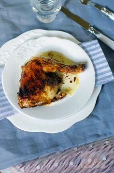 pollo-miel1 http://www.milideasmilproyectos.com/2017/01/pollo-la-miel.html