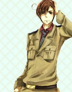 Photo of Lovino Romano Vargas for fans of Hetalia Romano 30241094 Dennor, Spamano, Romano Hetalia, Hetalia Characters, Fictional Characters, All Anime, Beautiful World, Fan Art, Italy