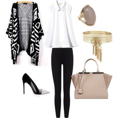 Casual Day out Ensemble