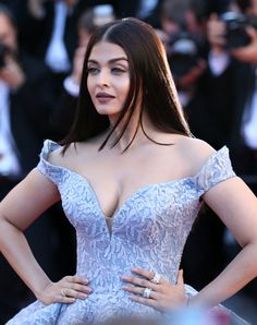 """Aishwarya Rai Photos - Aishwarya Rai Bachchan attends the """"Okja"""" screening during the annual Cannes Film Festival at Palais des Festivals on May 2017 in Cannes, France. - 'Okja' Red Carpet Arrivals - The Annual Cannes Film Festival Aishwarya Rai Cannes, Aishwarya Rai Makeup, Aishwarya Rai Photo, Actress Aishwarya Rai, Aishwarya Rai Bachchan, Amitabh Bachchan, Bollywood Actress Hot Photos, Beautiful Bollywood Actress, Beautiful Indian Actress"""