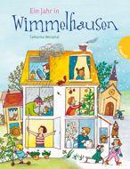 Ein Jahr in Wimmelhausen (Catharina Westphal), ab 1 1/2 Jahre. Schöner als die Wimmelbücher der prominenteren Wimmelbuch-Autoren.