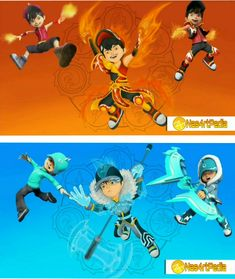 Anime Galaxy, Boboiboy Galaxy, Boboiboy Anime, Anime Version, Robot, Pikachu, Teacher, Marvel, Animation