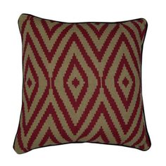 Ayesha Pink Cushion by Madras Link