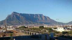 Gorgeous view of the iconic #TableMountain from our offices in #CenturyCity
