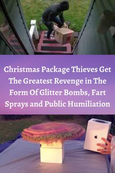 Christmas Package Thieves Get The Greatest Revenge in The Form Of Glitter Bombs, Fart Sprays and Public Humiliation Light Pink Wedding Dress, Pretty Wedding Dresses, Modern Bathroom, Small Bathroom, Indie Outfits, Fashion Outfits, Cute Corgi Puppy, Pond Painting, Cute Kids Pics
