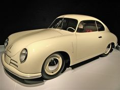 Porsche 356/2 Gmund Coupe -1949. From The Ingram Collection. ©DarM456~2013