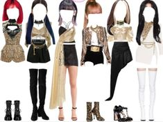Kpop Groups, Idol, Inspired, Polyvore, Inspiration, Outfits, Image, Fashion, Biblical Inspiration
