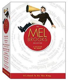 Mel Brooks Box Set Collection [Importado]: Amazon.com.mx: Películas y Series de TV
