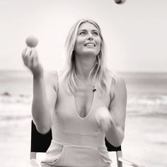 GAME ON: #THEEDIT tests five-time Grand Slam champion @MariaSharapova on everything from her hand-eye coordination skills to how well she can psyche her opponent out.  Watch the video in full at http://ift.tt/1N2IDqM   via NET-A-PORTER MAGAZINE OFFICIAL INSTAGRAM - Celebrity  Fashion  Haute Couture  Advertising  Culture  Beauty  Editorial Photography  Magazine Covers  Supermodels  Runway Models