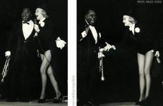 "Marlene Dietrich and Louis Armstrong in Las Vegas: ""C'est si bon!"" (1962)"