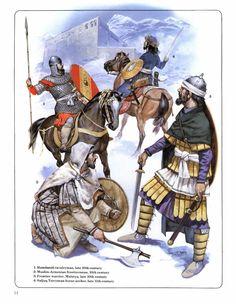 47044122 Osprey MAAS 125 the Armies of Islam 7th 11th Centuries