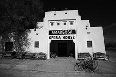 Amargosa Opera House, Death Valley CA