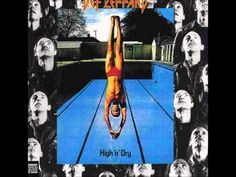 ▶ Def Leppard - Let it Go (High 'n' Dry) - YouTube