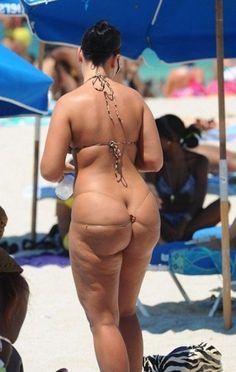 1000+ images about Big Butt Tiny Bikini on Pinterest | Coco austin ...