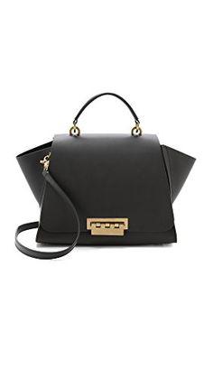 ZAC Zac Posen Women's Earth Soft Top Handle Bag - http://handbags.kindle-free-books.com/zac-zac-posen-womens-earth-soft-top-handle-bag/