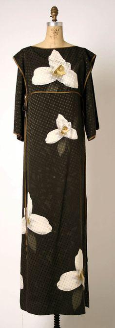 Dress Geoffrey Beene, 1970 The Metropolitan Museum of Art