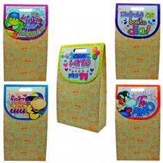 Cajas de Regalo Bag Packaging, Bright Colours, Decorated Boxes, Plushies