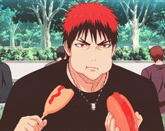 Kuroko No Basket- Preferencje, One Shoty, Imagify Aomine Kuroko, Kagami Taiga, Anime Love, Anime Guys, Kurokos Basketball, Anime Manga, Anime Art, Kuroko No Basket Characters, Kiseki No Sedai