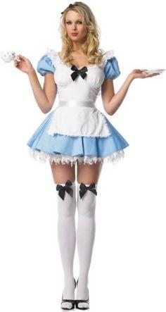 Amazon.com: Sexy Alice costume alice halloween costume alice: Clothing