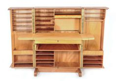 """Writing Desk, """"Magic Box"""" by Mummenthaler Meier 