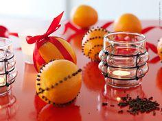 Oranges de NOël *