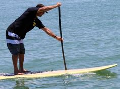 Best Exercises and Technique Tips for Stand-Up Paddling! A helpful guide to be a better paddler. #SUP #paddleboard SUP paddleboard #SUP tips www.paddlesurfwarehouse.com