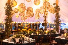 Asia & Ben | Oyster Bay Wedding from Meredith Heuer - via Snippet & Ink (Venue: private estate in Oyster Bay, New York)
