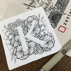 Hand Drawn Letters
