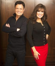 Exclusive: Donny and Marie Osmond Open Up About the Struggles They Faced as Child Stars