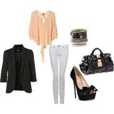 Untitled #1, created by shellspanish on Polyvore