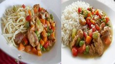 Coconut Curry Sauce (gravy) with Chicken &Vegetables