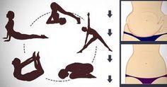 Suivez ces 5 postures de yoga pour réduire la graisse du ventre tenace.