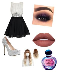 """""""Untitled #6"""" by alyissahood1 ❤ liked on Polyvore featuring Boohoo and Fabulicious"""
