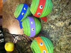 Tmnt party crafts