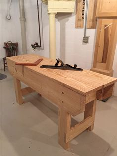 158 Best Carpenter Bench Images Workbench Plans Countertop Work
