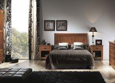 Dormitorio colonial IND-12