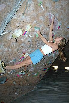 Basic climbing drills to improve technique