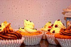 Cobertura para cupcake salgado