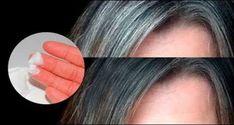 Zabráňte rastu sivých vlasov a nechajte ich rásť ako blázon! Prevent Grey Hair, Natural Coconut Oil, Permanent Makeup Eyebrows, Step By Step Hairstyles, Hair Growth Treatment, Strong Hair, Crazy Hair, Hair Loss, Beauty Hacks