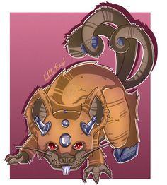 Pokemon Fusion 11 : Rattros