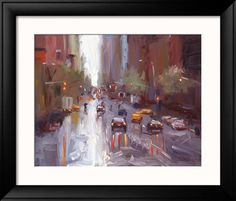 Slick (NYC) Giclee Print by Pam Ingalls - AllPosters.co.uk