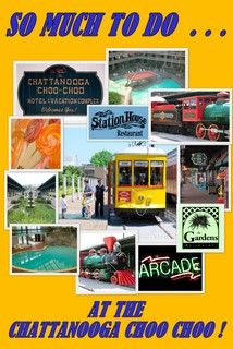 Chattanooga Choo Choo Hotel | Restaurants and Attractions | Historic Hotels