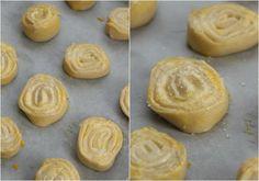 Vaniljesnurrer - My Little Kitchen Little Kitchen, Bread, Baking, Food, Brot, Bakken, Essen, Meals, Breads