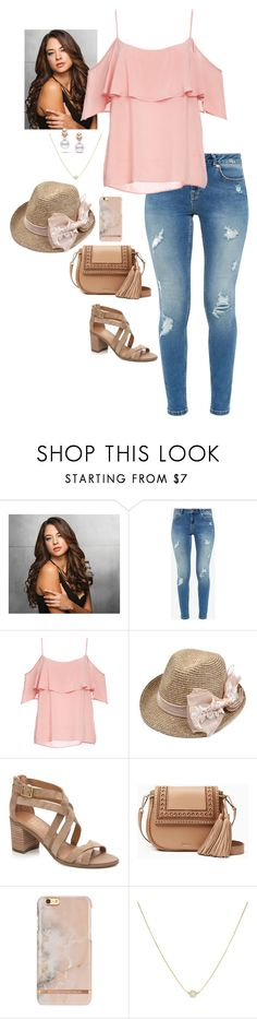 """""""#106"""" by catherinewhitehill on Polyvore featuring Ken Paves, Ted Baker, BB Dakota, Kate Spade and Escalier"""