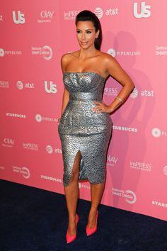 Kim Kardashian en images