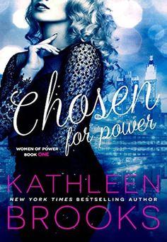 Chosen For Power by Kathleen Brooks. Women of Power!. Free! http://www.ebooksoda.com/ebook-deals/29521-chosen-for-power-by-kathleen-brooks