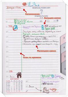 Как вести ежедневник (фото ежедневников, методики, видео) . Обсуждение на LiveInternet - Российский Сервис Онлайн-Дневников